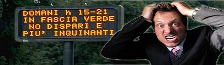 TARGHE ALTERNE – Roma, blocco del traffico: circolano le targhe disparipari info e orari. Mercoledi 11 dicembre 2013