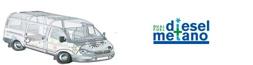 FIAT DUCATO diesel : Trasformalo a Metano e risparmia!
