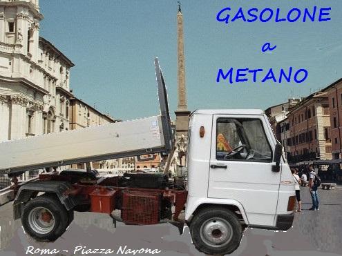 EFFEDI GASOLONE A METANO