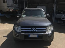 PAJERO,diesel,gpl.roma