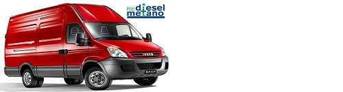 Iveco Daily diesel : Trasformalo a Metano e risparmia!