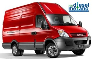 Iveco Daily DIESEL METANO ROMA
