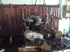 motore isuzu c240 ISUZU