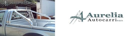 Le nostre lavorazioni : Rollbar per Isuzu D-Max