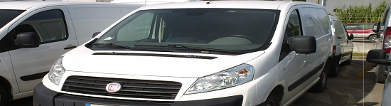 Fiat Scudo – furgone usato in ottimo stato
