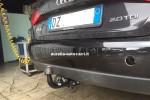 Gancio Audi A4 avant 2.0 anno 2010