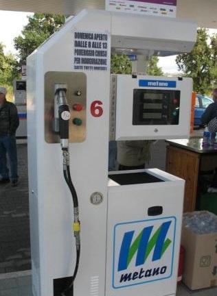 metano self service