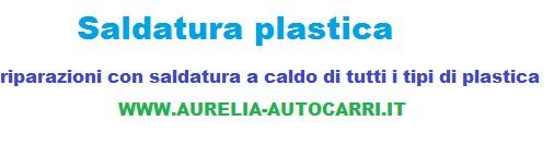 Riparazione serbatoi in plastica – dove saldare la plastica a Roma