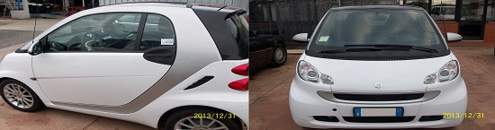 Smart fortwo 1000 Mhd GPL
