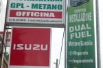 ISUZU,roma,diesel,metano,landi,renzo,installatore